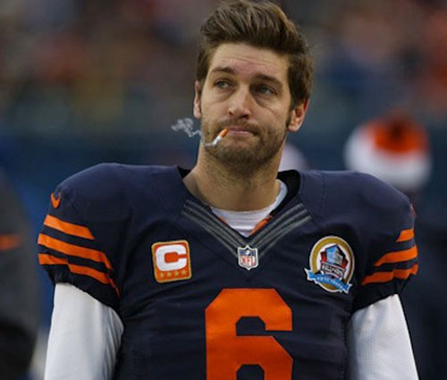 Image result for jay cutler